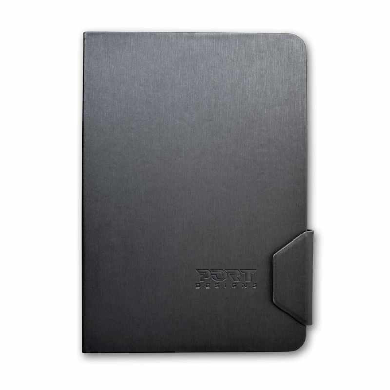 Ver FUNDA TABLET Port Designs SAKURA UNIVERSAL  DARK GREY 7