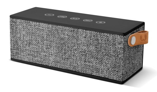 Ver Fresh n Rebel Rockbox Brick Fabriq NEGRO