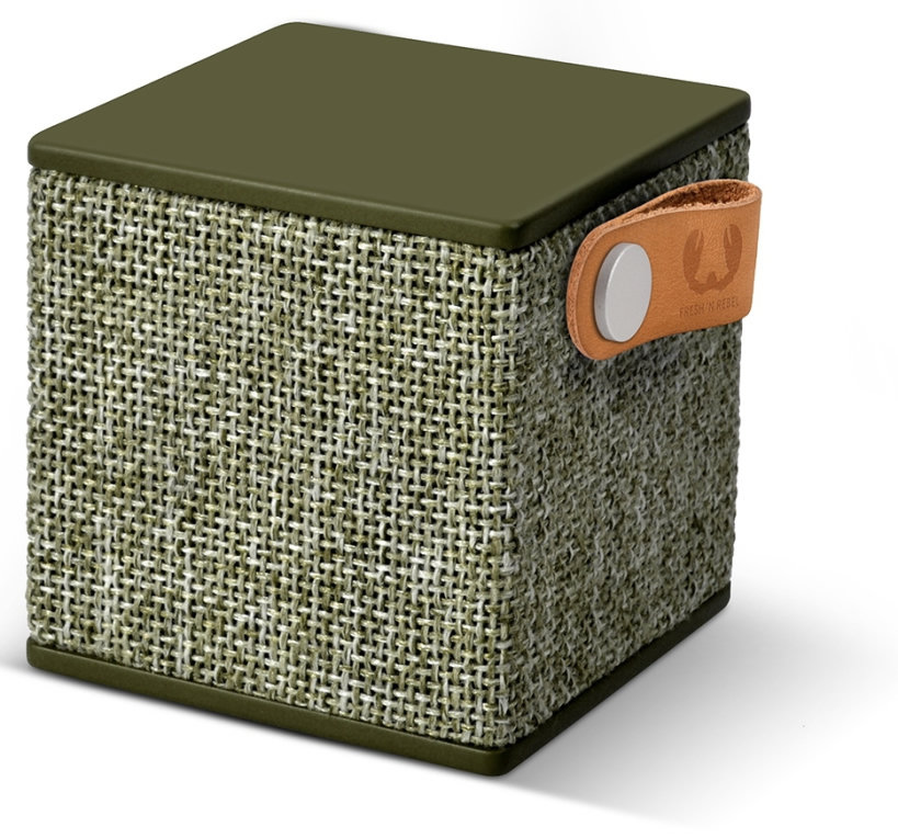 Ver Fresh n Rebel Rockbox Cube Fabriq VERDE