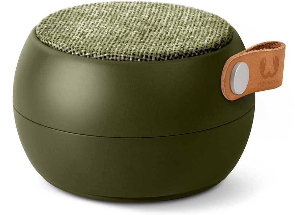 Ver Fresh n Rebel Rockbox Round Fabriq VERDE