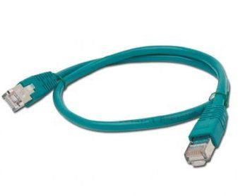 Ver Gembird 1m CAT6 Verde cable de red