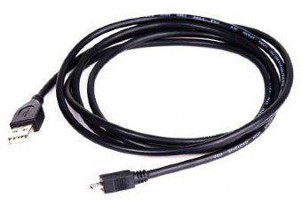 Gembird CCP MUSB2 AMBM 05M USB A Micro USB B