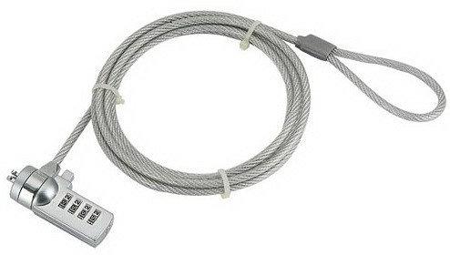 Gembird Cable De Seguridad Portatiles 4 Digitos