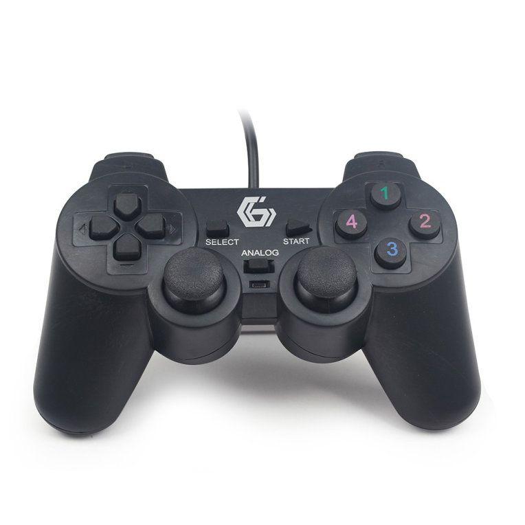 Gembird Jpd Udv 01 Gamepad Pc Negro