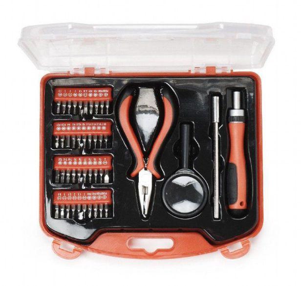 Gembird TK BASIC 02 1tools juego de herramientas mecanicas