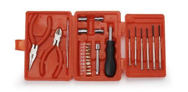 Gembird TK BASIC 04 1tools juego de herramientas mecanicas