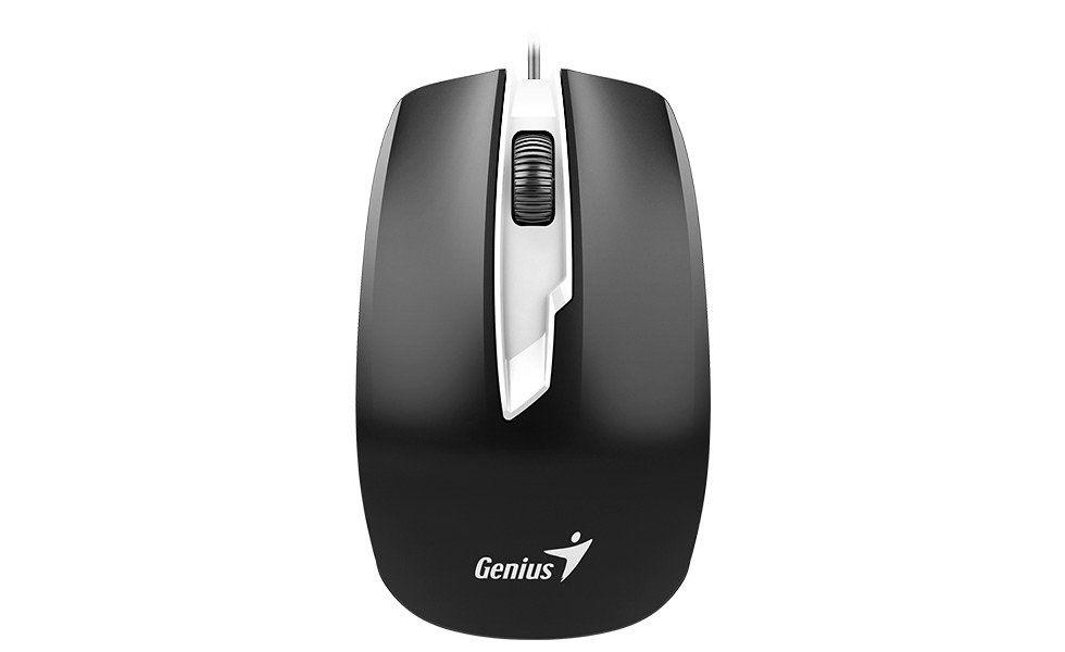 Ver Genius DX 180 USB Optico 1600DPI Negro