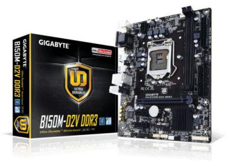 Gigabyte B150M D2V