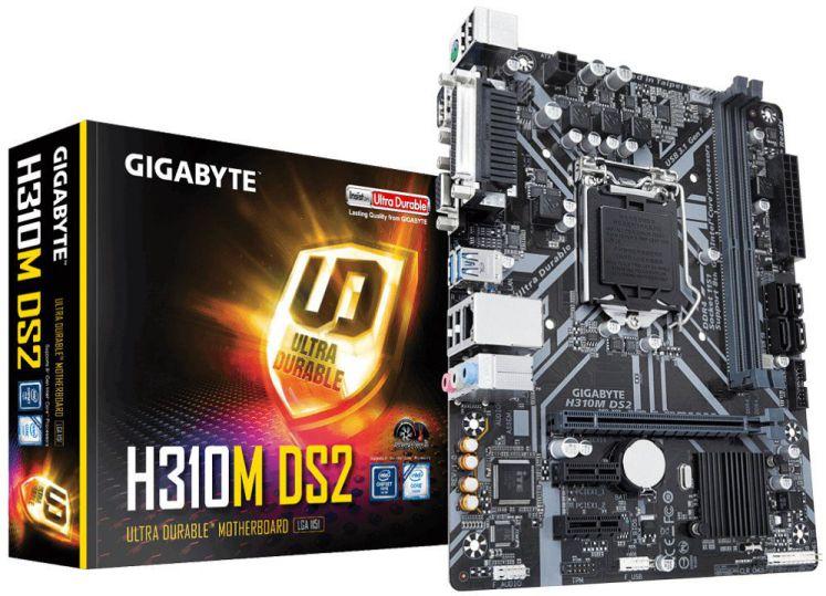 Ver Gigabyte H310M DS2