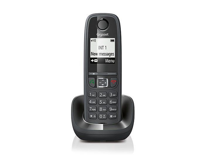 Ver Gigaset AS405 DECT Negro