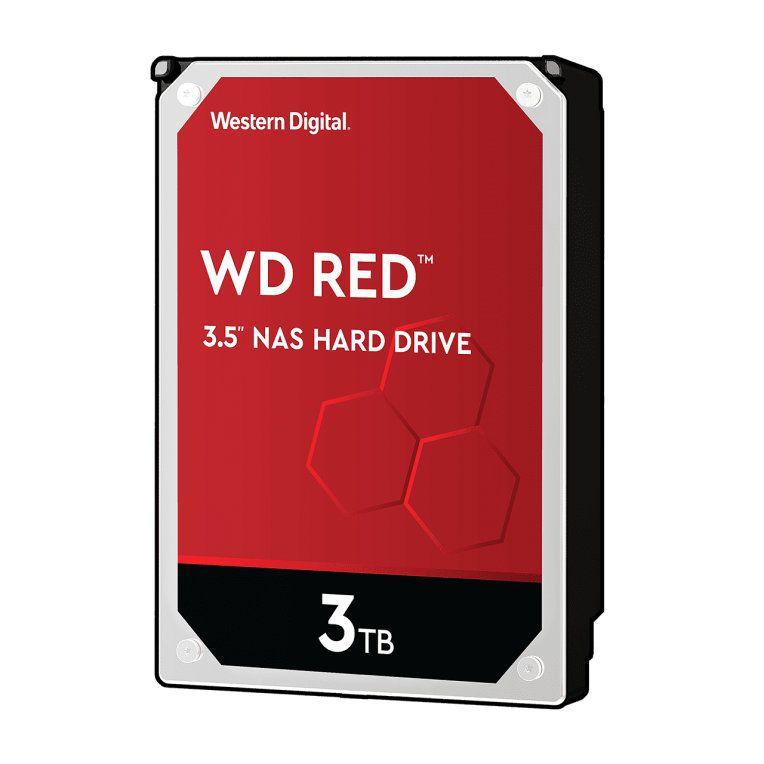 Western Digital 3tb Sata3 256mb Red