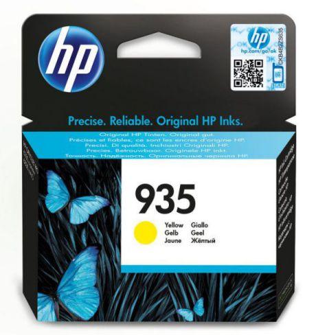 HP Cartucho de tinta original 935 amarillo