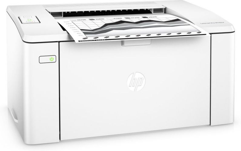 Ver HP LaserJet Pro Impresora Pro M102w