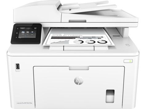 Hp Laserjet Pro M227fdw Laser A4 Wifi Color Blanco