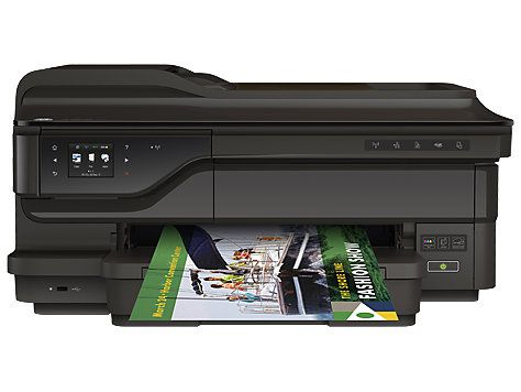 Ver HP OfficeJet 7612 Inyeccion de tinta A3 Wifi Negro