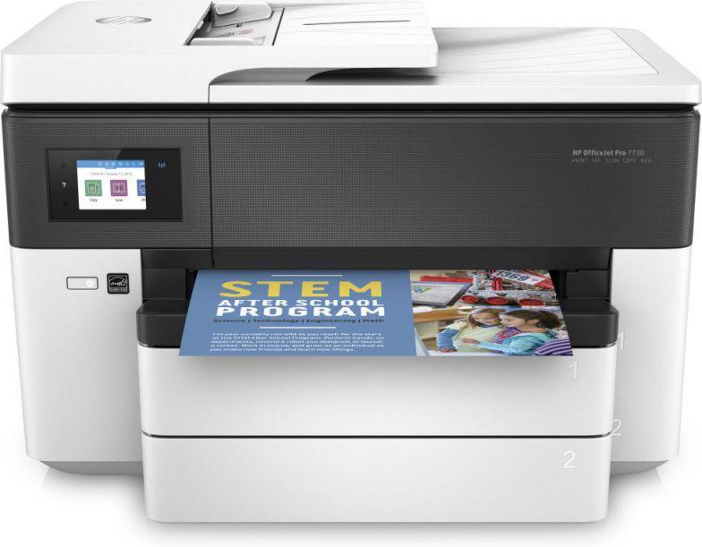 Ver HP OfficeJet Pro 7730
