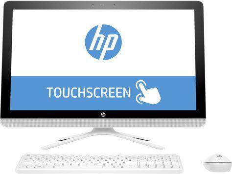 Ver HP Todo en Uno  24 g008ns tactil