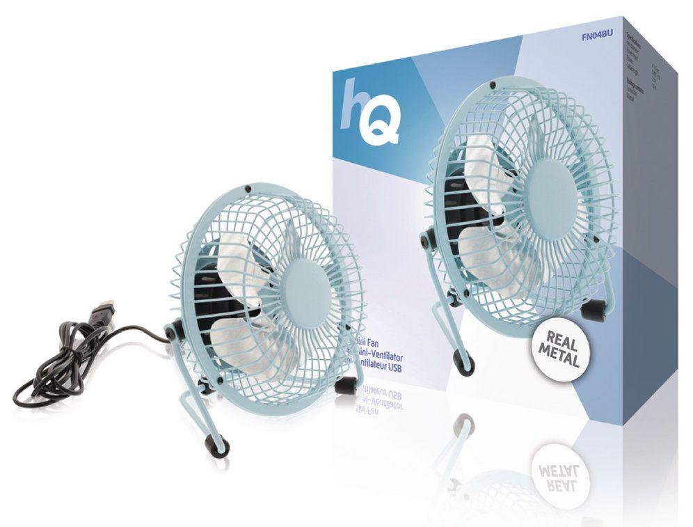 HQ FN04BU Ventilador con aspas para el hogar 25W Azul