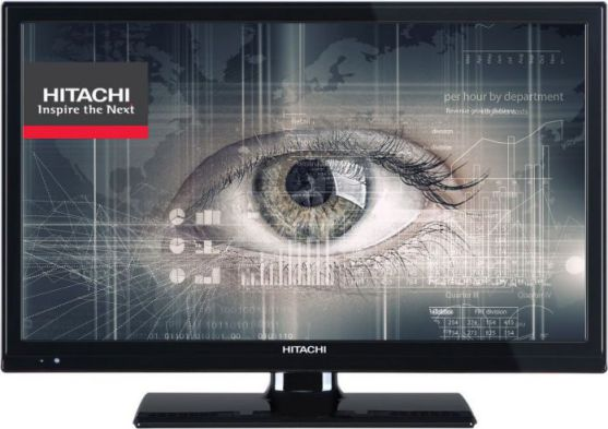 Ver Hitachi 22HBC06 22 Full HD Negro LED TV
