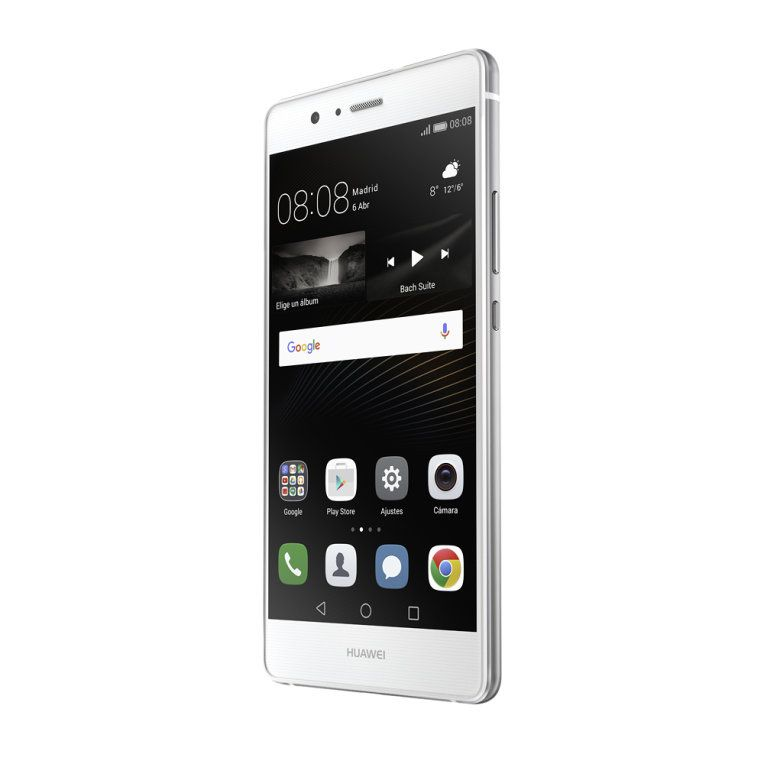 Ver Huawei P9 lite 4G 16GB Color blanco