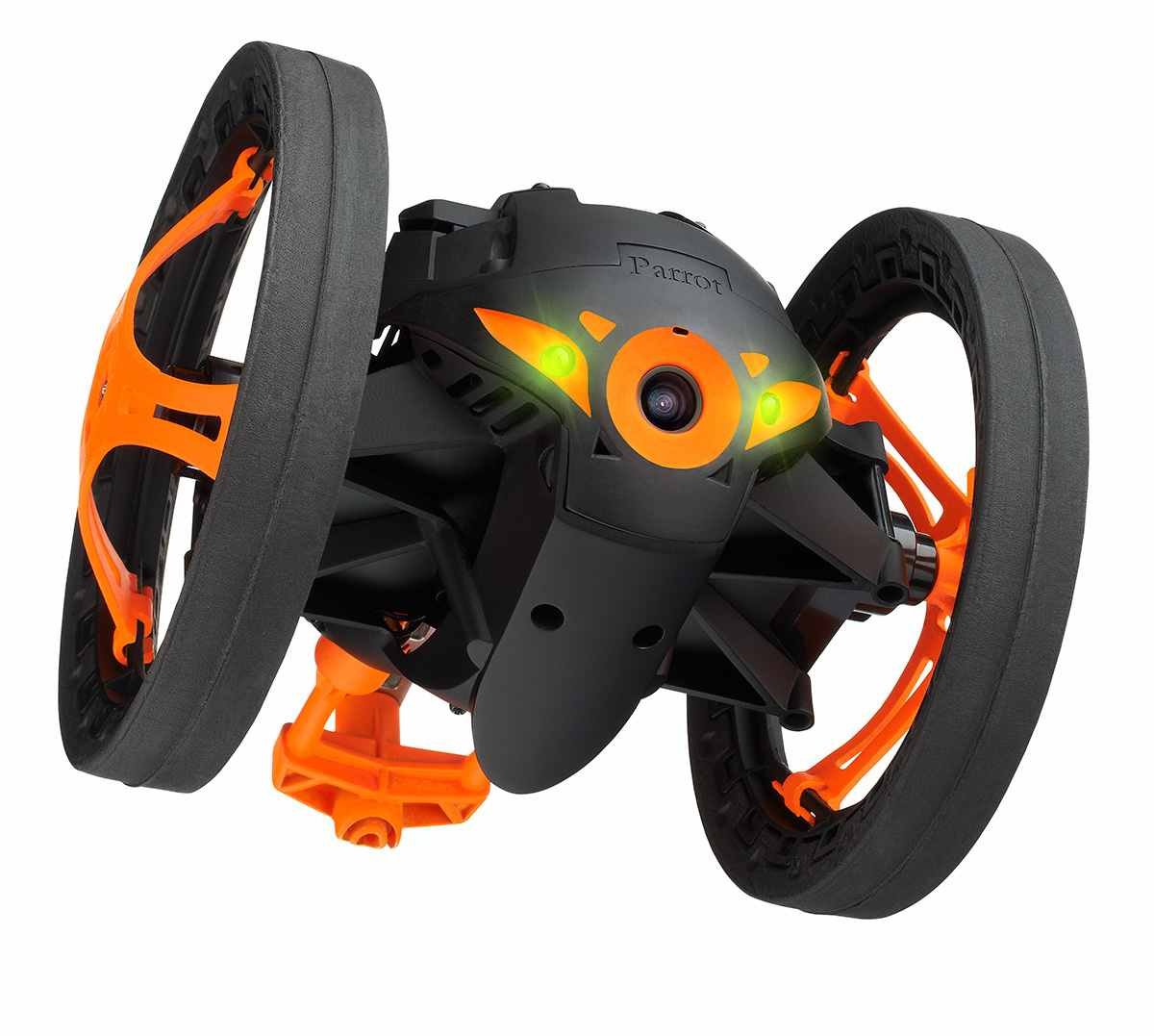 Ver Parrot JUMPING SUMO BLACK