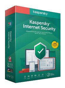 Kaspersky Internet Security 2020 1 Lic Mdev