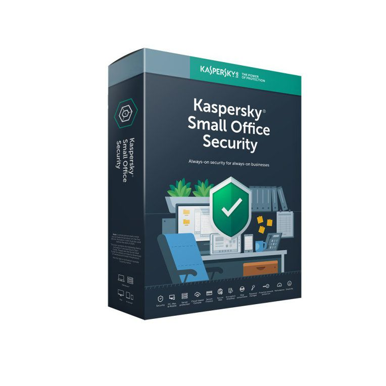 Kaspersky Small Office Security V7 10 1 Es