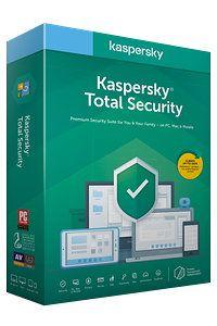 Kaspersky Total Security 2020 5 Lic Renovacion Electronica