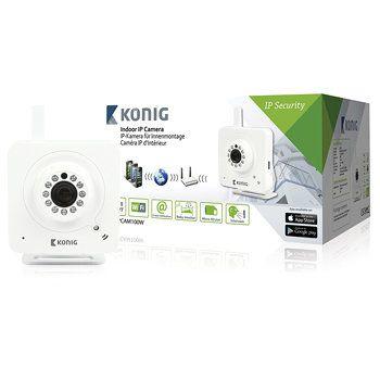 Konig SAS IPCAM100W camara de vigilancia