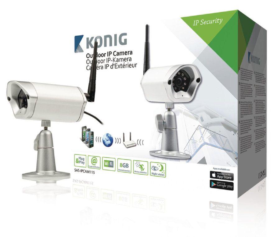 Ver Konig SAS IPCAM115 camara de vigilancia