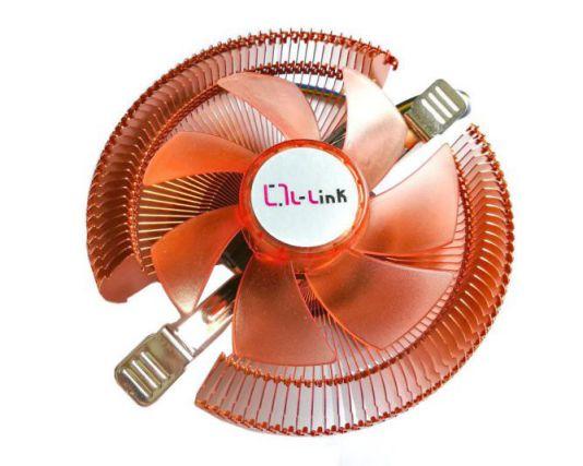 L Link LL 8879 Processor Radiator ventilador de PC