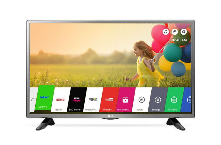 Lg 32lh570u Hd Ready Smart Tv Wifi Led Tv