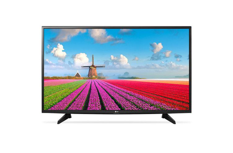 Ver LG 43LJ5150 43 Full HD Negro LED TV
