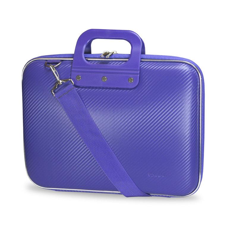 Maletin E Vitta Eva Carbon 15 6 Purpura
