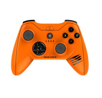 Ver Mad Catz MICRO CTRLi Pad MFi  G ORANGE