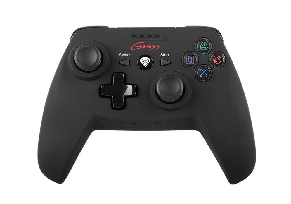 Genesis Pv58 Gamepad Inalambrico Ps3 Pc