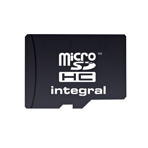 Micro Sd Hc Integral 16gb C10 C