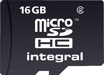 Micro Sd Hc Integral 16gb