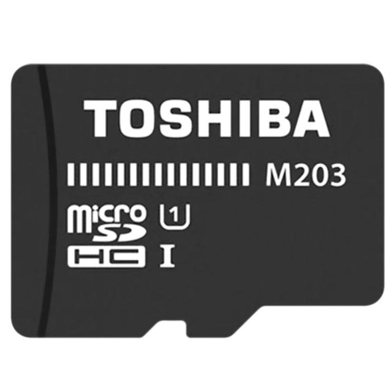 Micro Sd Toshiba 32gb M203 Uhs I C10 R100 Con Adaptador