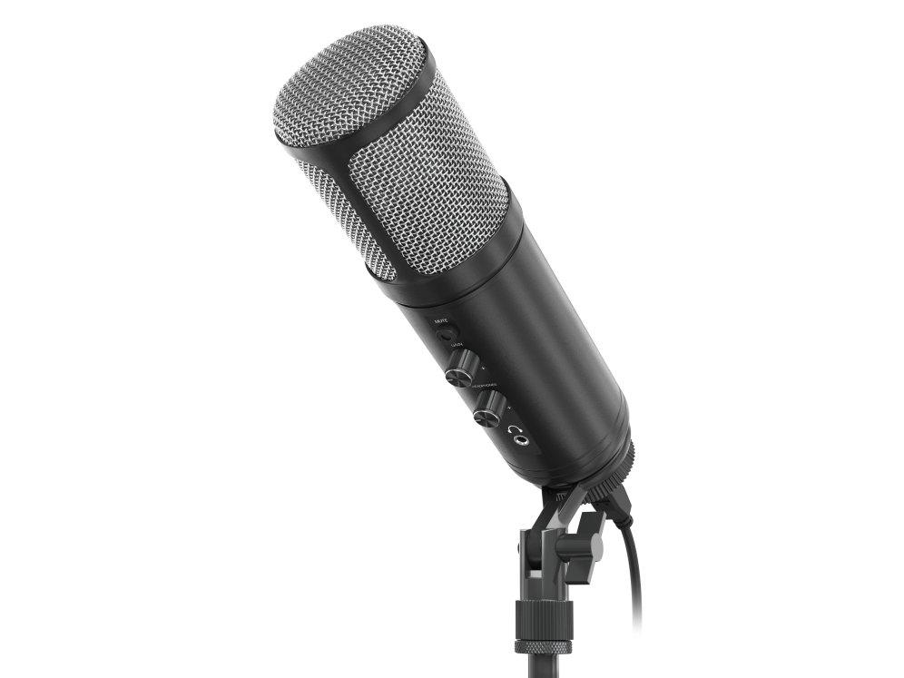 Microfono Genesis Radium 600 Studio Condensador Cardioide Usb