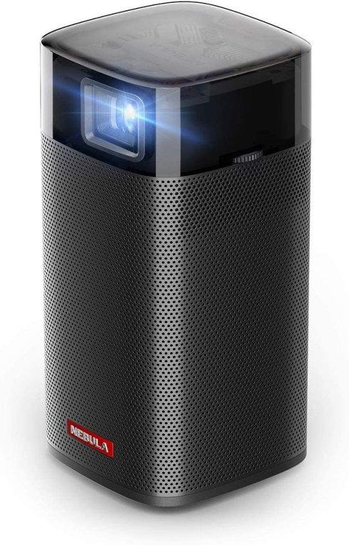 Mini Pico Proyector Nebula Apollo 480p 200l Negro Hdmi Usb Bluetooth Wifi