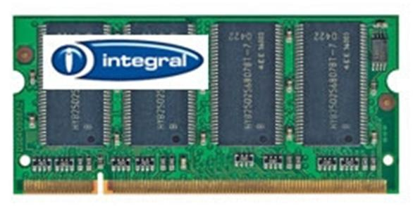 Mod Integral Sodimm Ddr 512mb  333 Pc2700 32x16 Cl
