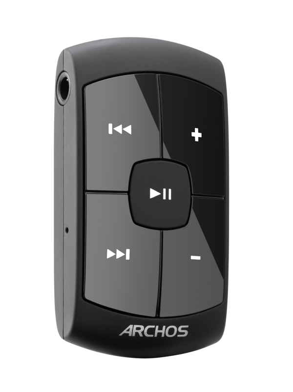 Mp3 Archos Clipper 2gb Negro