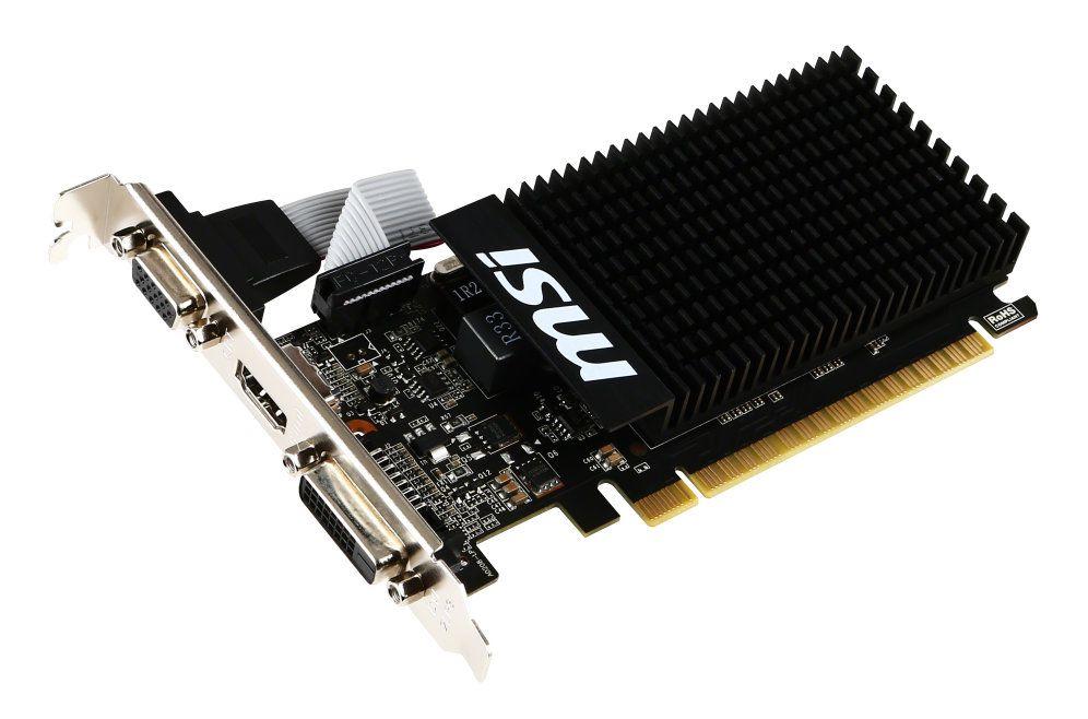 Msi V809 2000r Gt 710 2gb