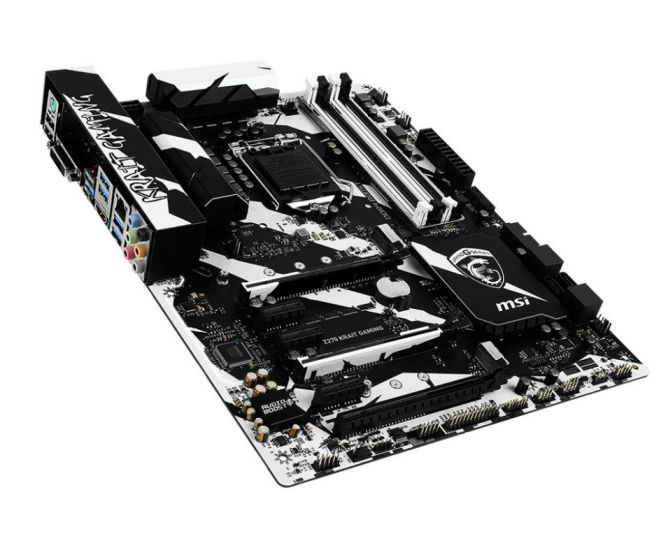 Ver MSI Z270 KRAIT GAMING
