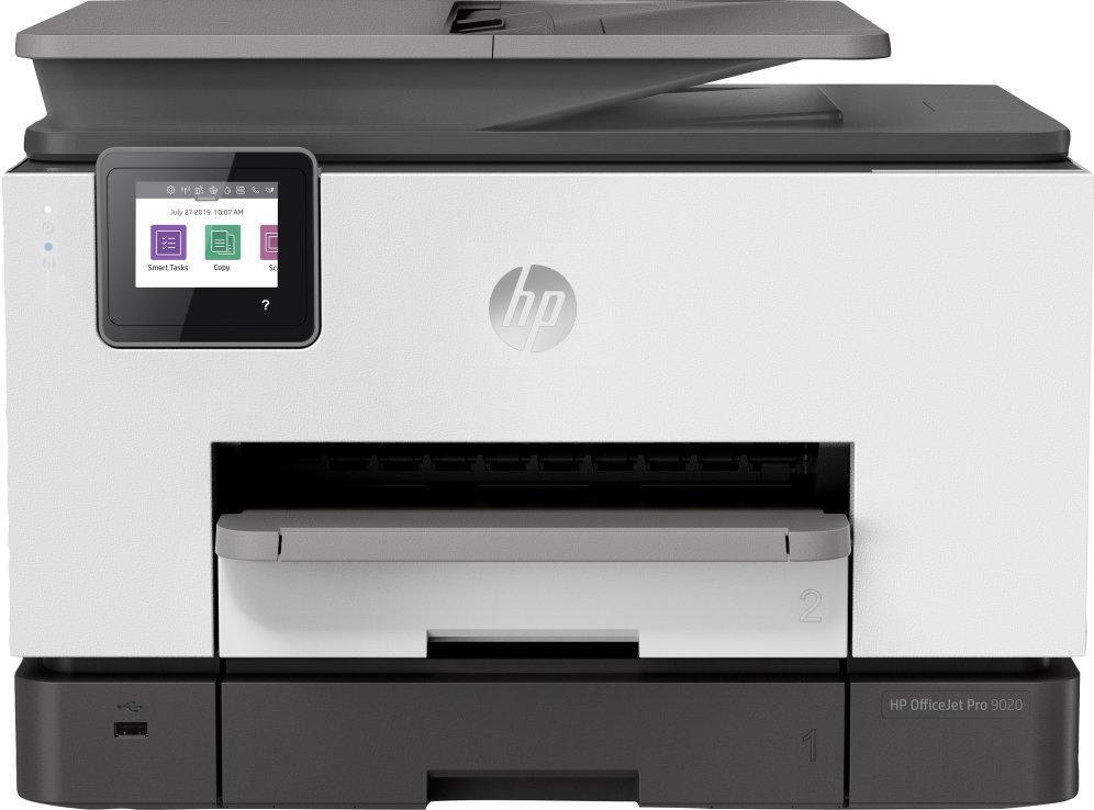 Hp Officejet Pro 9020 Fax Duplex Wifi
