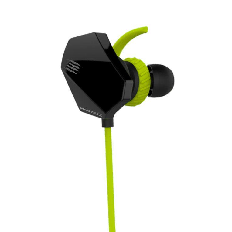 Ver Mad Catz ES PRO 1 Monoaural gancho de oreja Negro Cal auricular con microfono