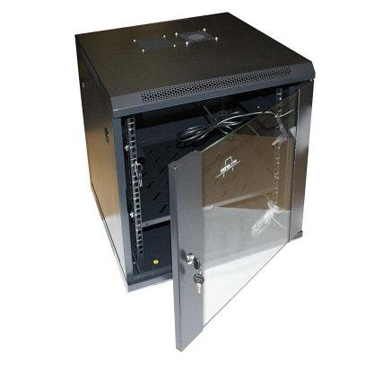 Monolyth SH6412 Freestanding rack 12U 60kg Negro estante