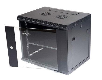 Monolyth SH6609 Rack o bastidor independiente 9U 60kg Negro estante