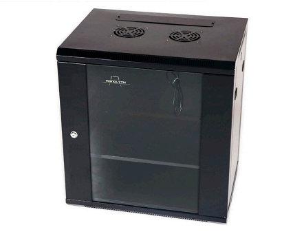 Ver Monolyth SH6612 Freestanding rack 12U 60kg Negro estante